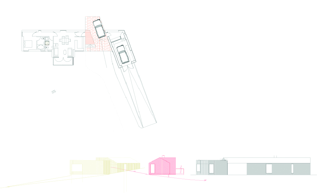 Resonant Architecture Zero Carbon Bothy drawings