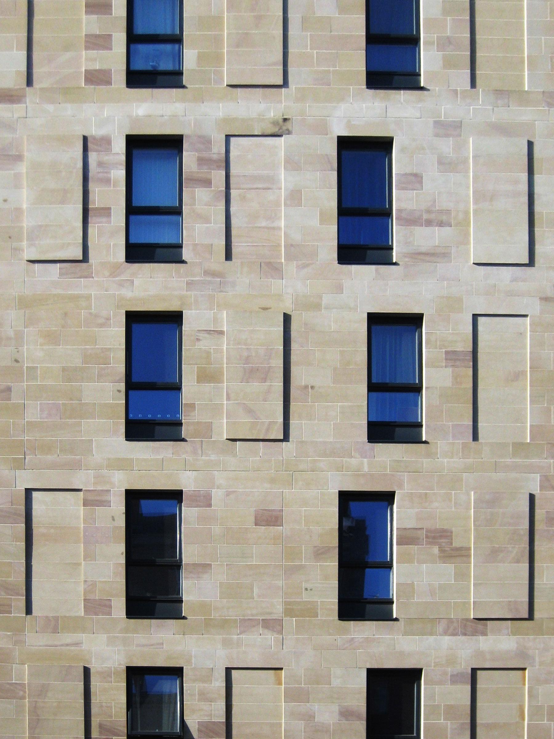 Resonant Architecture / AB+C Architects Glasgow housing